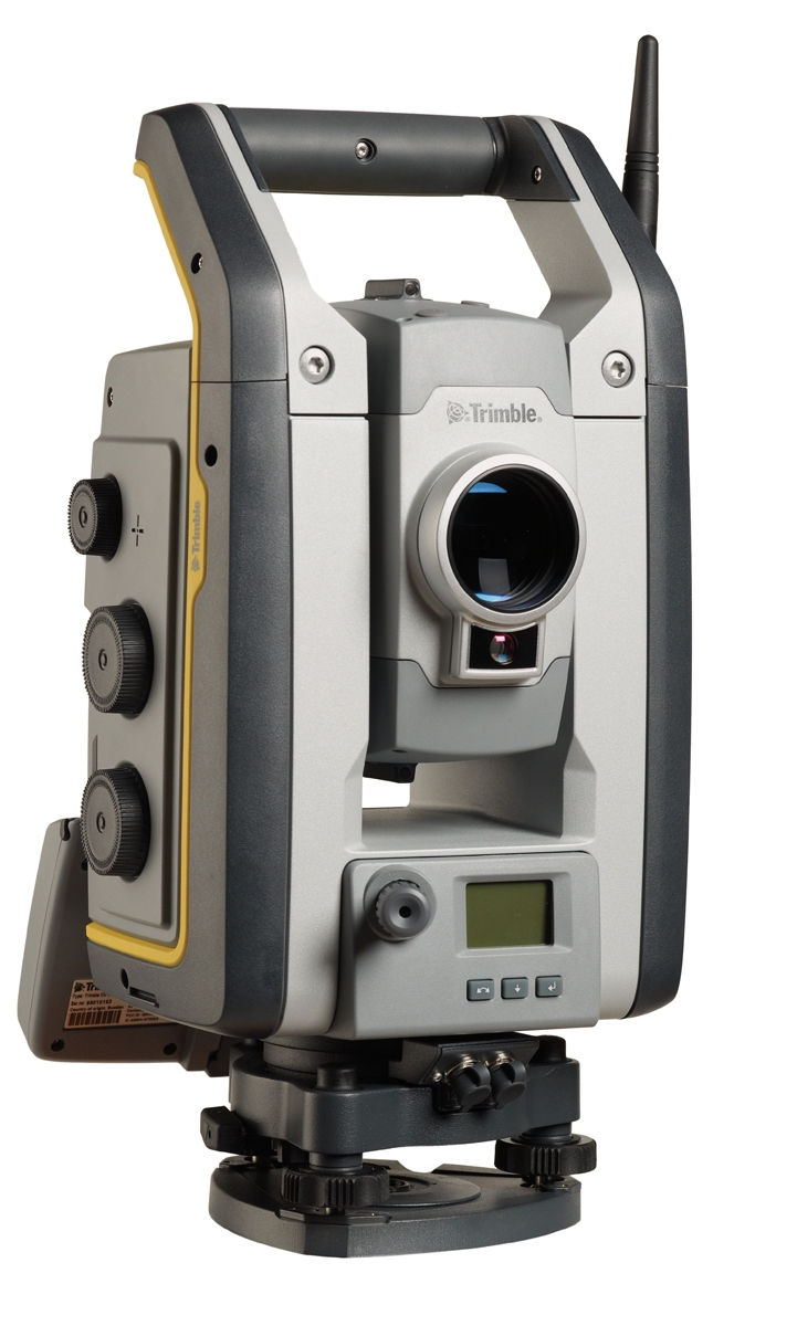 "Trimble S7 (5"") Robotic, DR Plus, VISION, Finelock, Scanning"