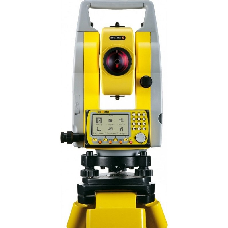 "GeoMax Zoom 20 Pro 3"" A2"